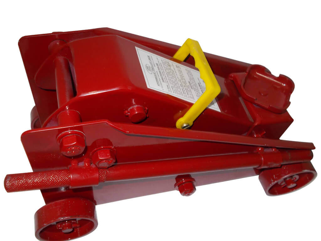Ton Vehicle Small Trolly Jack Titan Toolkit